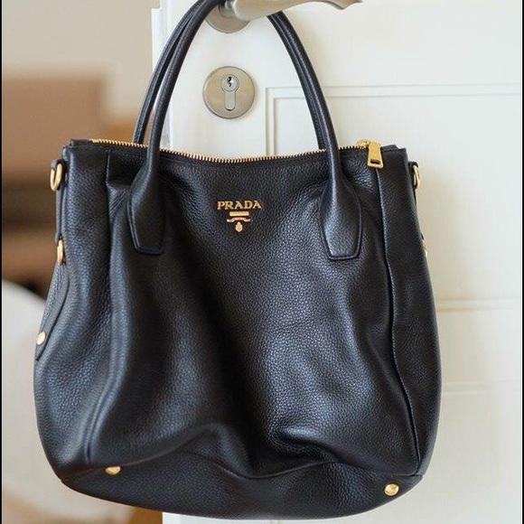Prada Small Daino Tote Bag uXig2b