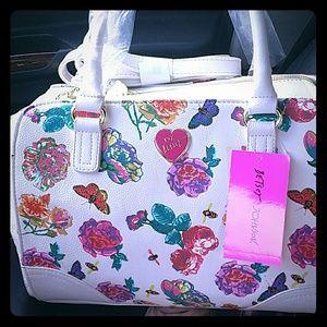 SOLD. Betsey Johnson Spring Handbag NWT