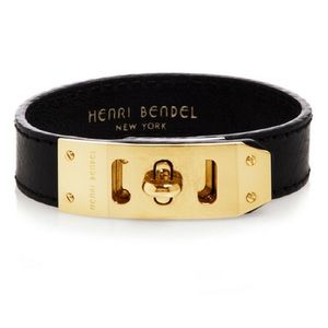 henri bendel Accessories - 🌷One Day Sale🌷Henri Bendel Gold Lock Bracelet