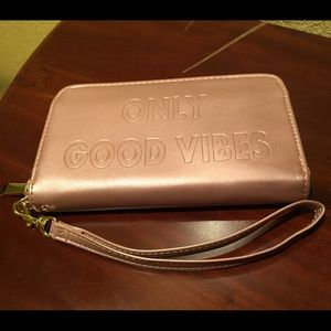 Clutches & Wallets - Good Vibes | Wristlet