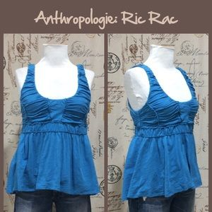 "Anthro ""Tucked Empire Tank"" by Ric Rac"