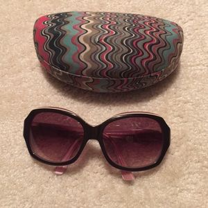 Missoni sun glasses