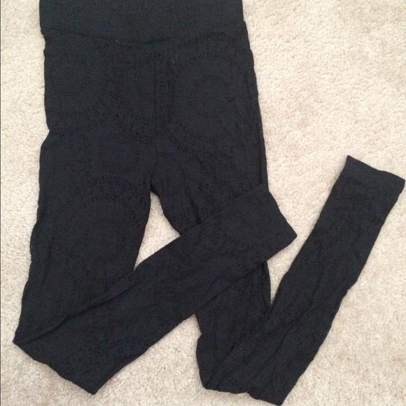 593f7d676 H M lace leggings