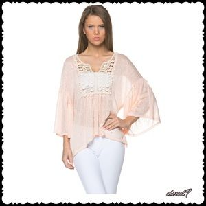 Cloud 9 Tops - 🆕Gorgeous Peasant Blouse