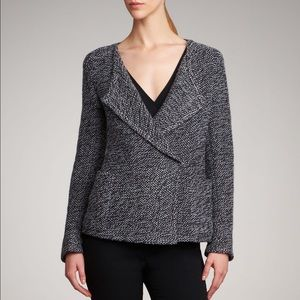 Akris Punto Double-Breasted Cardigan Jacket 6 NWT