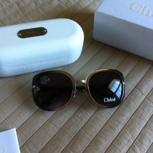 Authentic Chloé Sunglasses