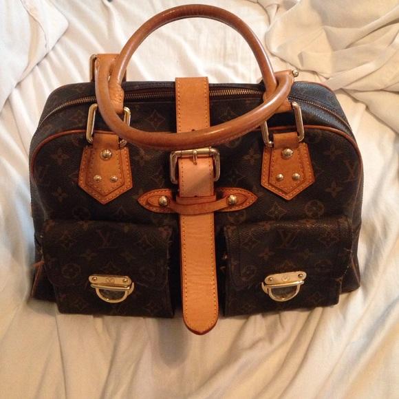 Louis Vuitton Handbags - Louis Vuitton Manhattan GM  needs repair  6f8a0114ea007