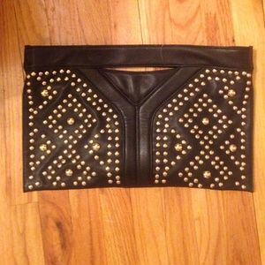Embellished Envelope Clutch!