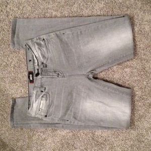 BDG Distressed High waisted jeans