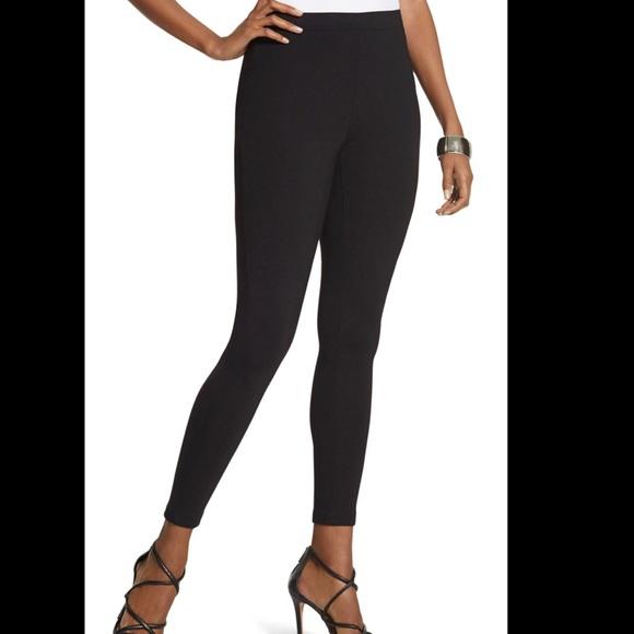 Dressy Black Leggings