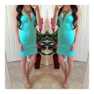 NEW Mint Sweetheart Dress