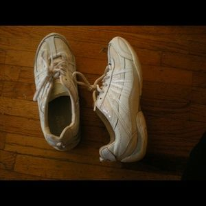 Danskin Now Shoes - White Workout Shoes