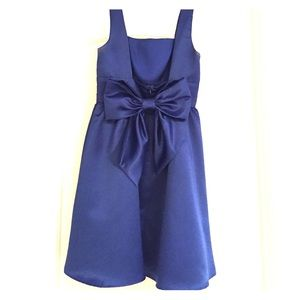 Dresses & Skirts - As U Wish Royal Blue Cocktail Dress