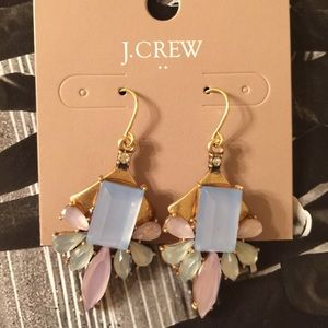 🌟SALE  J.crew Pastel Dragonfly Earrings