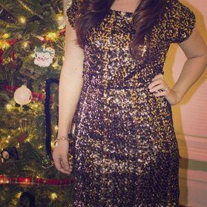 Francesca's Collections Dresses & Skirts - Sequin Dress