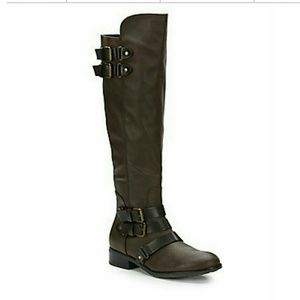 Dolce Vita Tall Brown Riding Boots