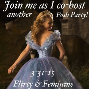 I'm Hosting my 3rd Posh Party!