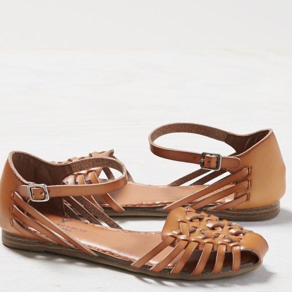 6a1b593eccf American Eagle Outfitters Shoes - Ankle strap huarache sandal