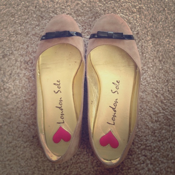 88 Off London Sole Shoes London Sole Flats From Alyssa