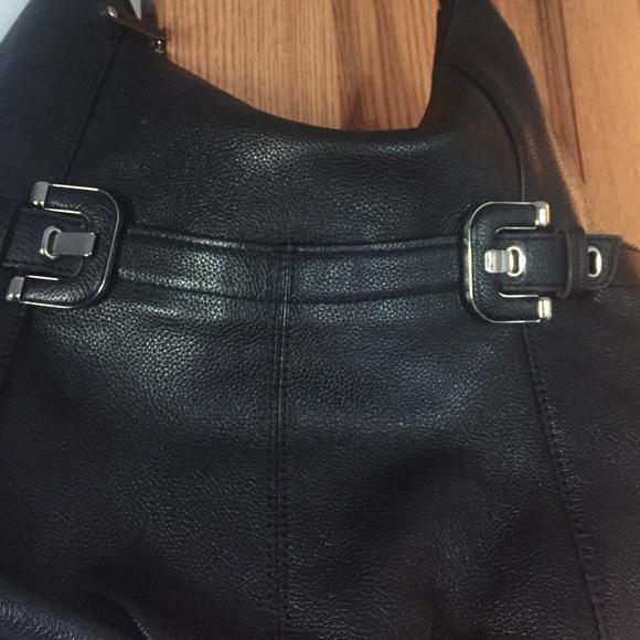 65dd2399e7 🎊🎉Tignanello Black leather purse😄. M 5515ab8499086a1e1d003c66. Other Bags  ...