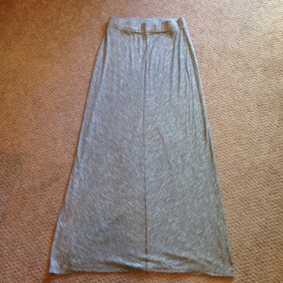 70 loft dresses skirts bogo loft gray maxi