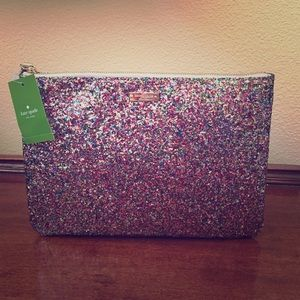 Kate Spade Multicolor Gia Clutch