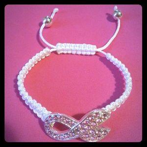 Jewelry - Breast Cancer Bracelet
