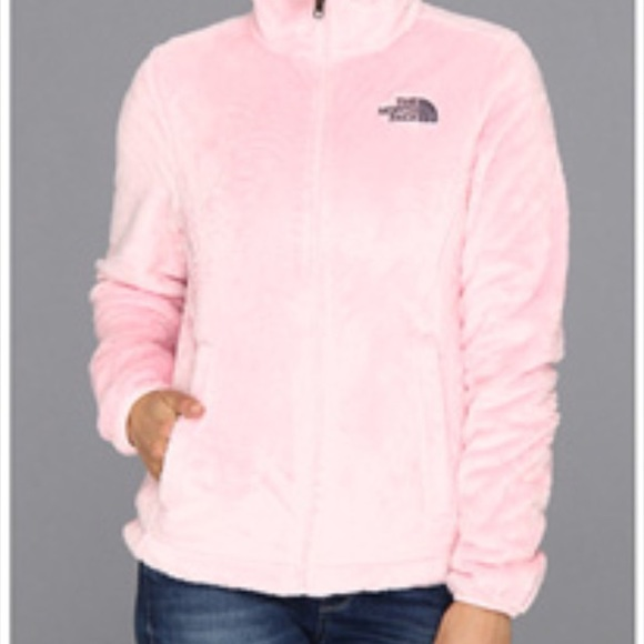 3f1a7e27c Pale pink size small North Face Osito jacket