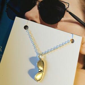 Jami  Jewelry - Aviator Necklace. Price Firm.