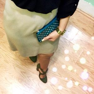 Vintage Gianni Petite Pencil Skirt