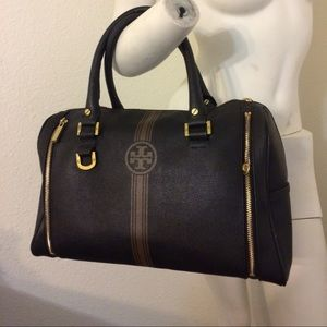 Tory Burch authentic bowling robbinson satchel