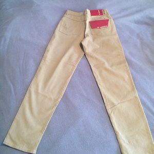 Jil Sander Pants - Jil Sander camel jeans, NWT