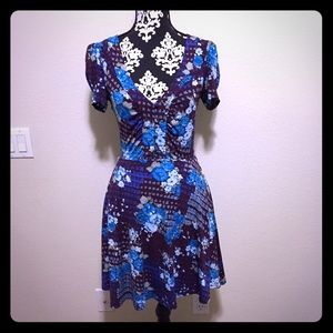 Vintage Free People Skater dress