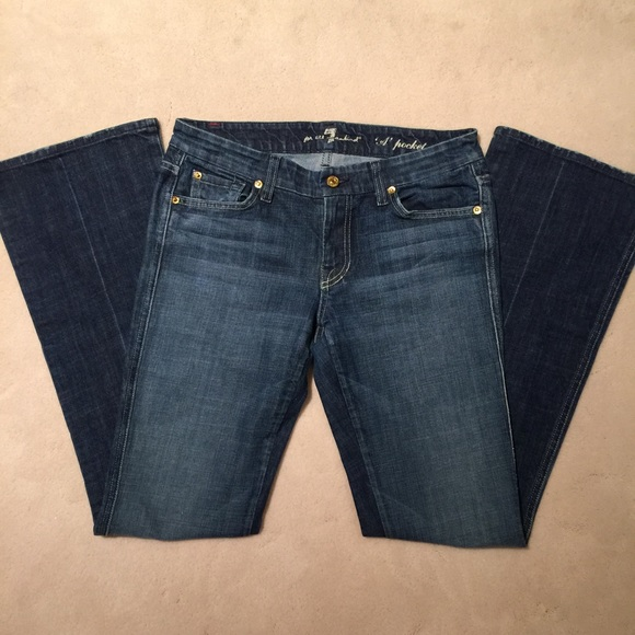 for all mankind jeans tgif sale 7 for all mankind a pocket. Black Bedroom Furniture Sets. Home Design Ideas