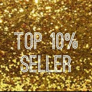 Top 10% Seller and Top Rated Seller! 