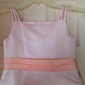b4f81a3f73e0 Little Maiden Dresses | Flower Girl Light Pink Formal Dress Girls Sz ...