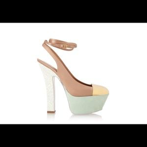 Yves Saint Laurent Shoes - Authentic yves saint Laurent obsession heels