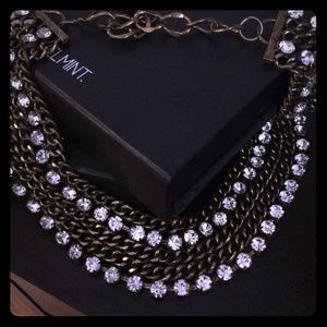 Jewelmint Egyptian royalty collar necklace