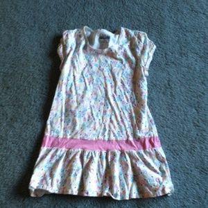 Dresses & Skirts - Peace sign shirt dress