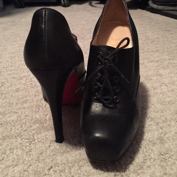 louboutin Oxford