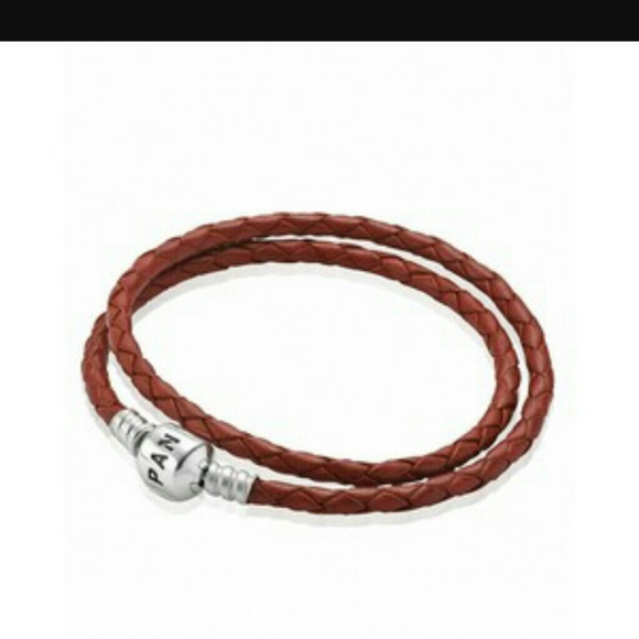 36 pandora jewelry authentic pandora leather