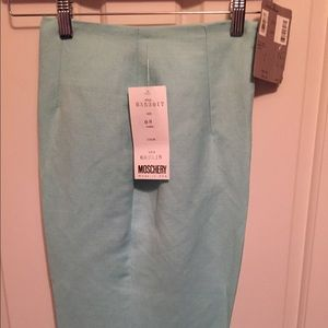 NEW light blue Moschery pants