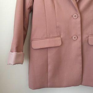 H&M Jackets & Coats - Light pink blazer