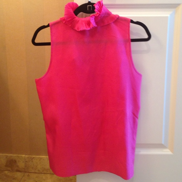J. Crew Tops - Hot Pink Jcrew Top