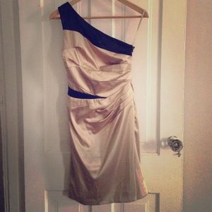 Karen Millen satin dress