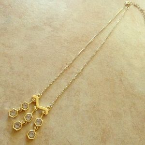 Lovely jewelmint gold necklace