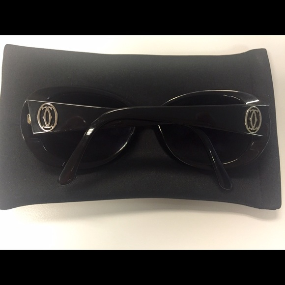 54% off cartier accessories - 100% authentic cartier sunglasses