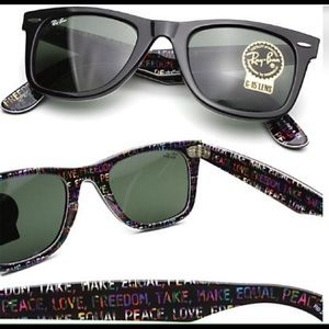 Ray-Ban Wayfarer Special Series #5 Sunglasses