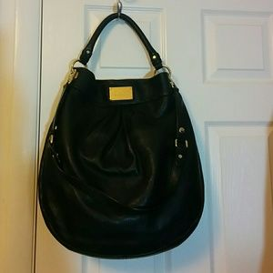 Marc By Marc Jacobs Huge Hillier Hobo Crossbody