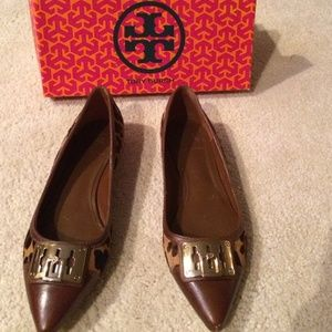 REDUCED Authentic Tory burch celinah ballet flat.